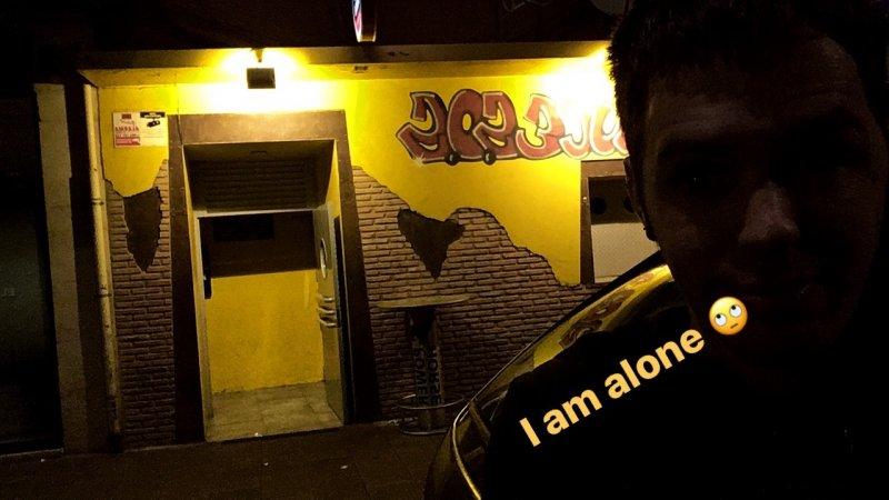 sustos-alone